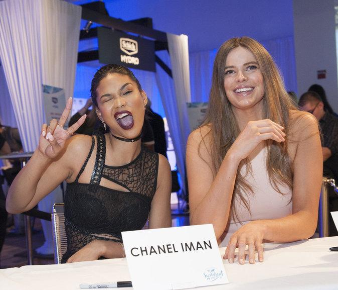 Photos : Gigi Hadid, Lily Aldridge, Chanel Iman... Déjantées et rayonnantes pour Sports Illustrated