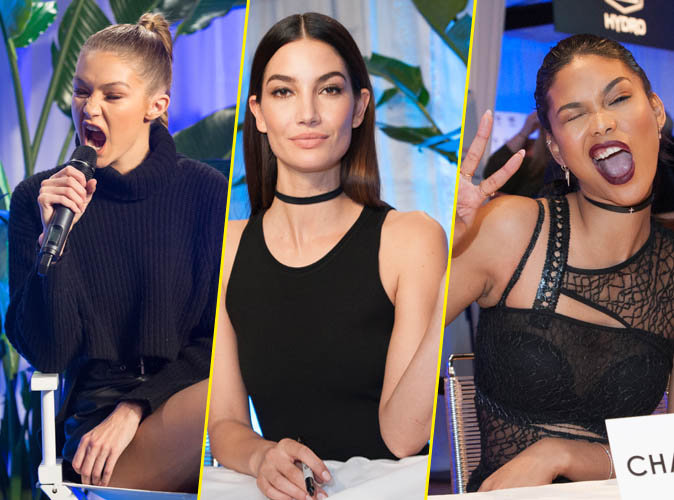 Gigi Hadid, Lily Aldridge, Chanel Iman... Déjantées et rayonnantes pour Sports Illustrated