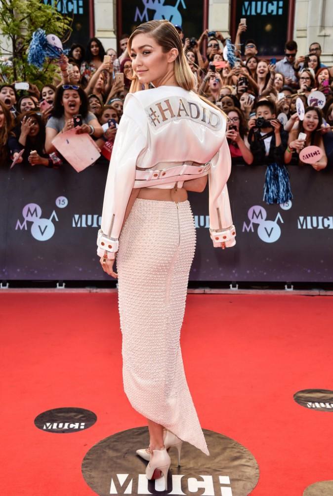 Gigi Hadid le 21 juin 2015
