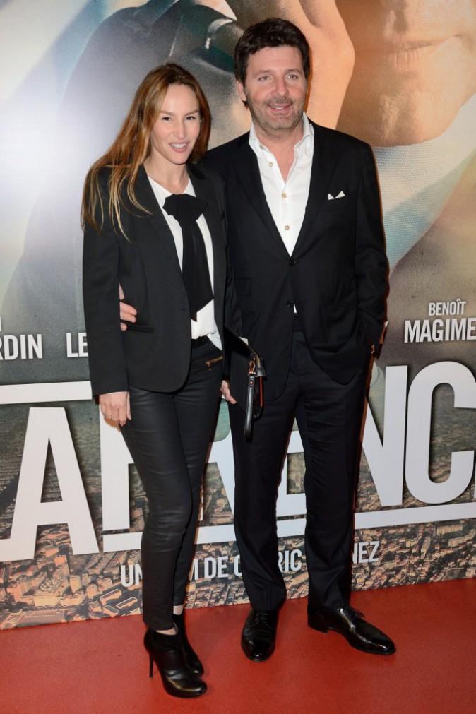 Photos : Gilles Lellouche et Vanessa Demouy : amoureux comme au premier jour face à Jean Dujardin !