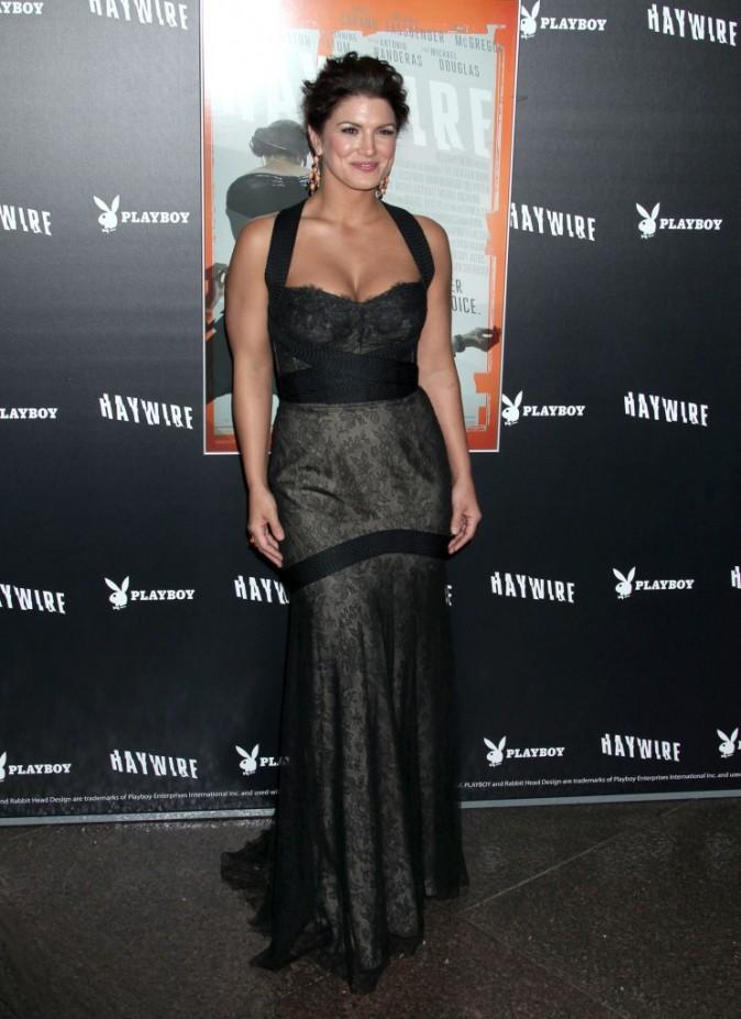 Gina Carano, un nom à retenir !