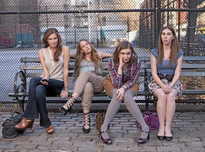 """Les images de la nouvelle série """"Girls !"""