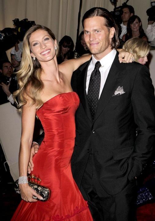 Gisele Bundchen et Tom Brady au MET Ball, le 2 mai 2011 à New York.