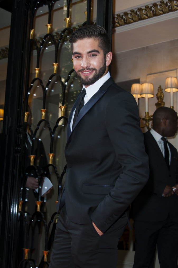 Photos : Global Gift Gala : Kendji : premier redcarpet ultra-médiatisé pour le gagnant de The Voice !