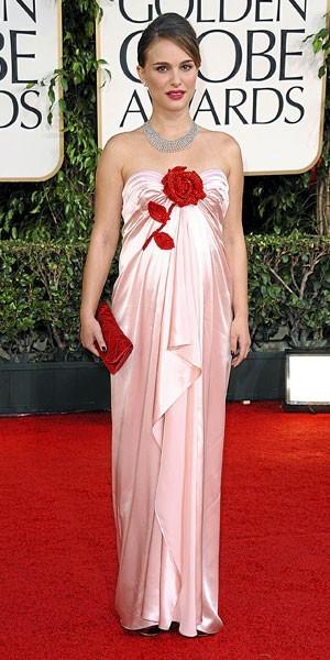 Golden Globes 2011 : le look de Natalie Portman