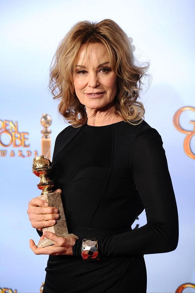 Jessica Lange, meilleur second rôle dans une série, pour American Horror Story