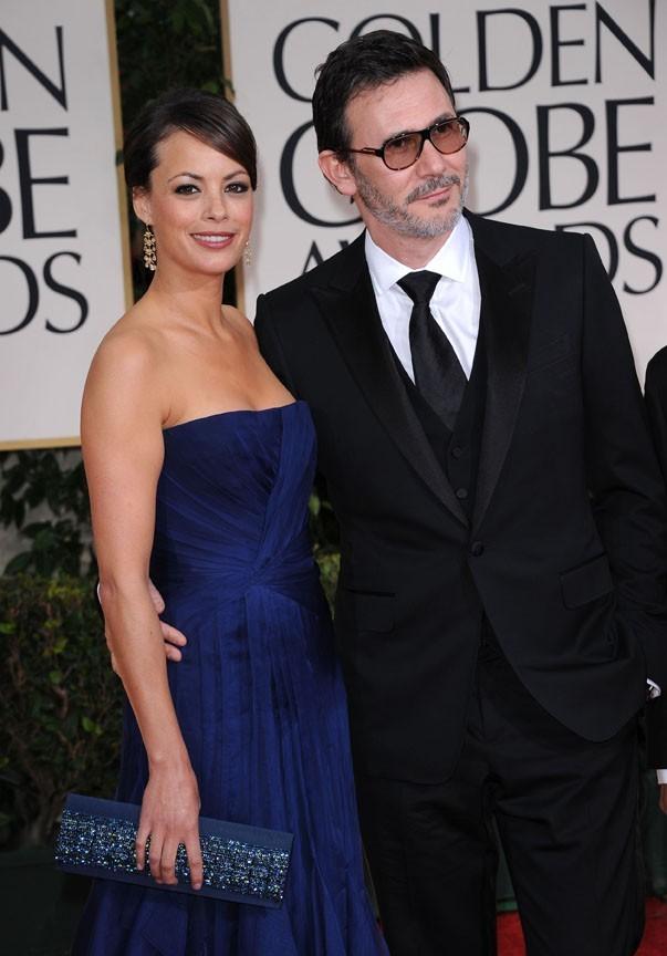 Bérénice Béjo et Michel Hazanavicius