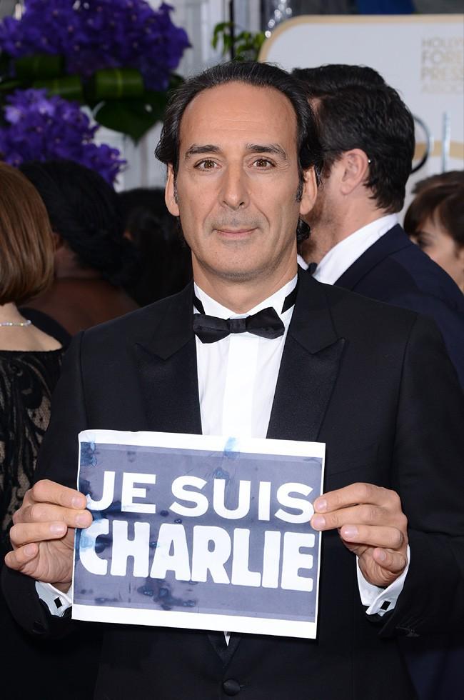 Le Français Alexandre Desplat