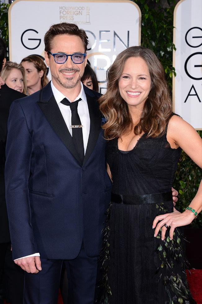 Robert Downey Jr et Susan Downey