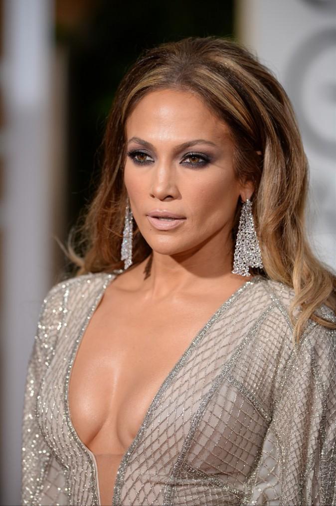 Jennifer Lopez le 11 janvier 2015