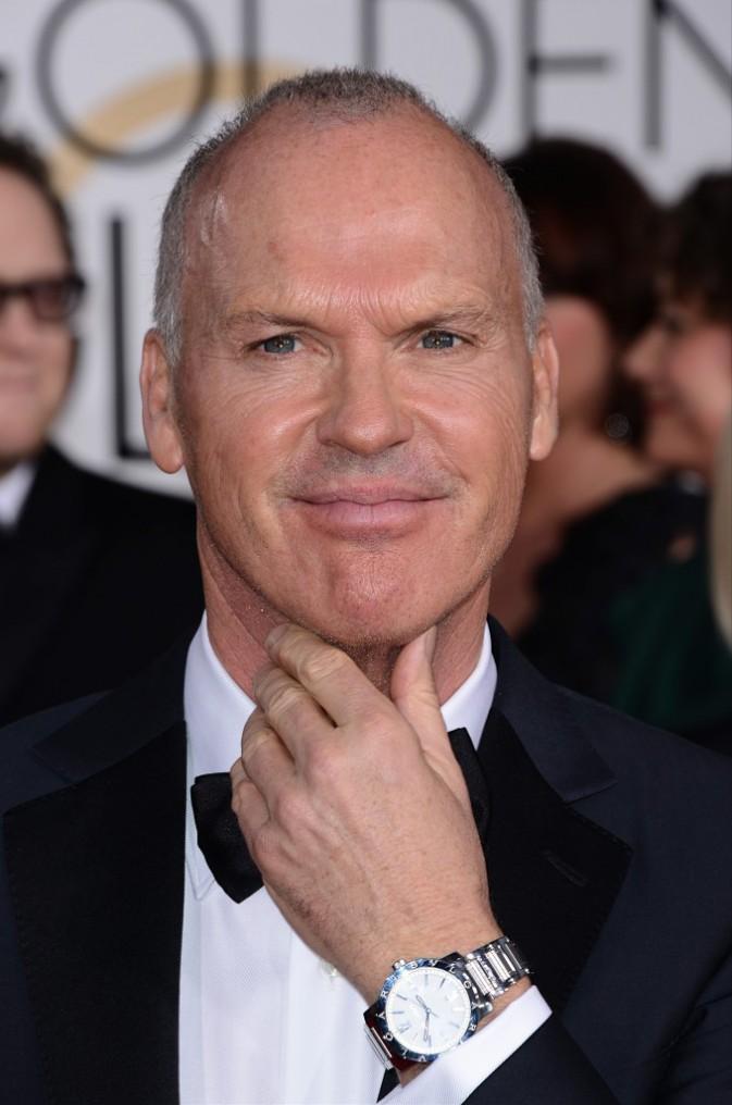 Michael Keaton le 11 janvier 2015