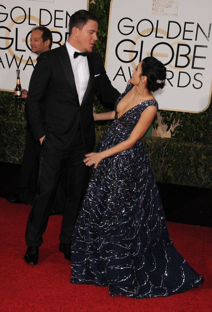 Channing Tatum et Jenna Dewan