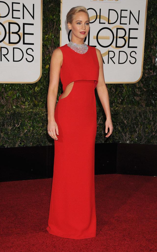 Jennifer Lawrence a été récompensée pour son rôle dans Joy