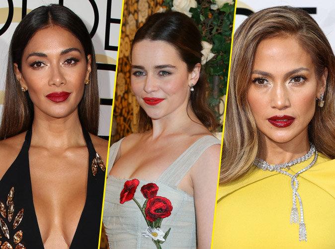 Nicole Scherzinger, Emilia Clarke, Jennifer Lopez... Tous les plus beaux beauty looks de la soirée !