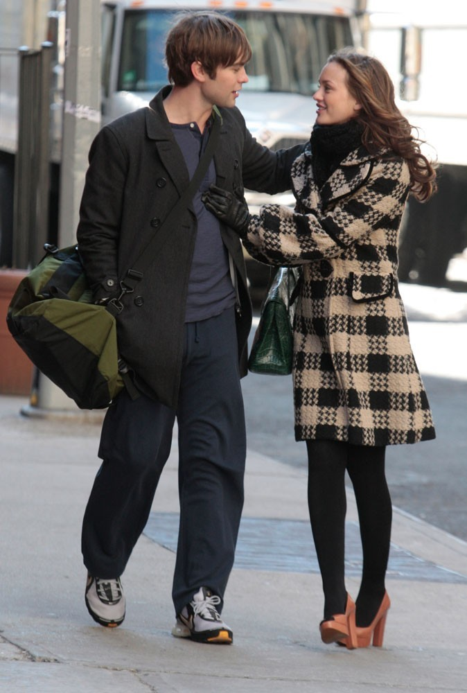 Le couple Nate/Blair
