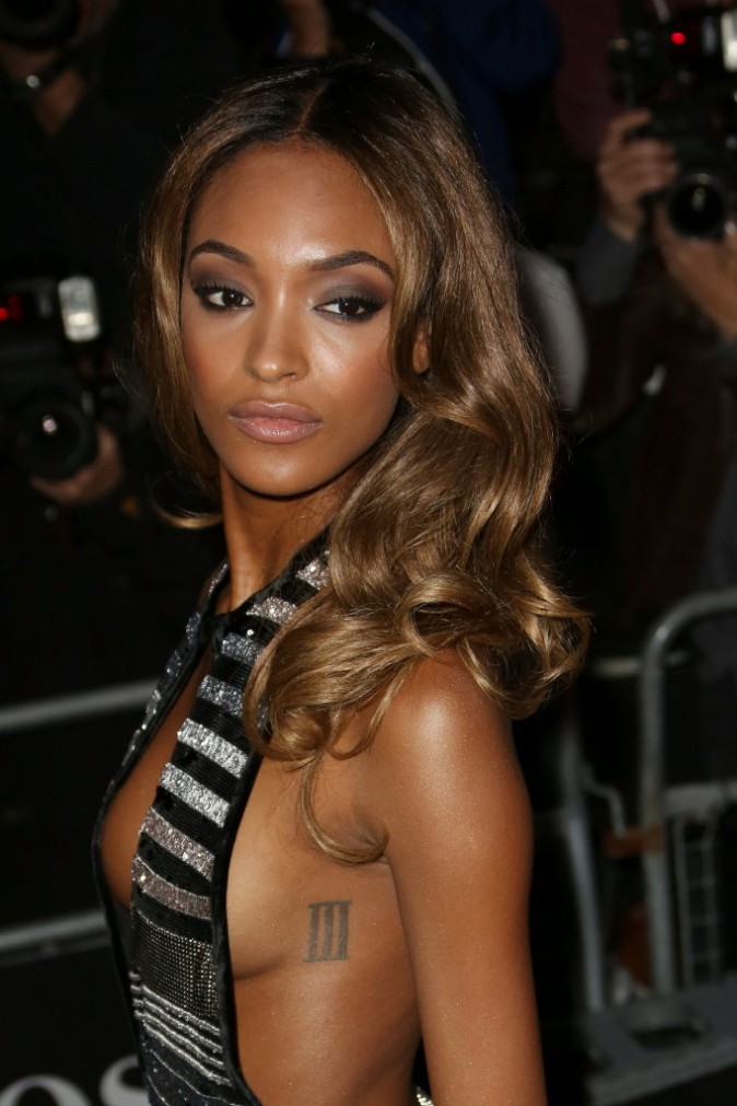 Jourdan Dunn le 8 septembre 2015