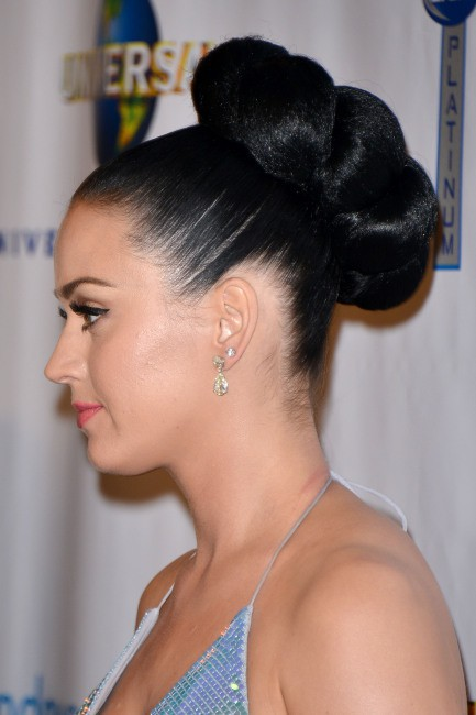 "Katy Perry lors de la soirée ""Universal Music Group 2014 Post Grammy Party"" à Los Angeles, le 26 janvier 2014."