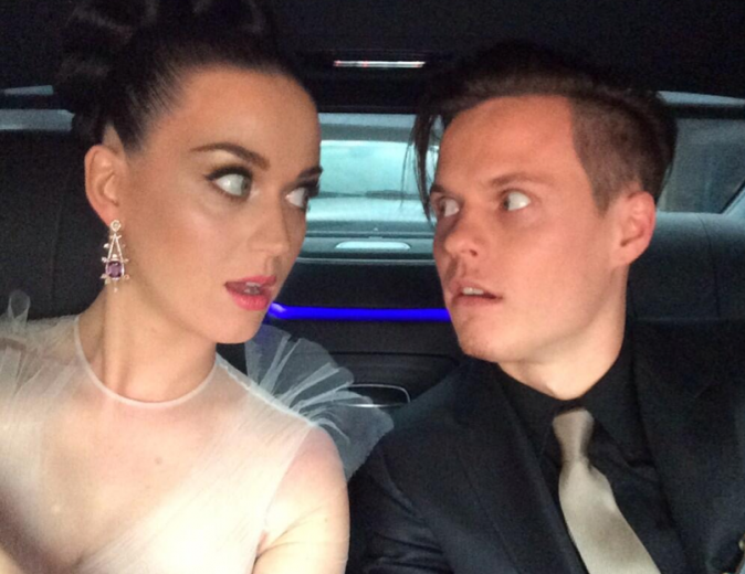 Katy Perry et son frère !