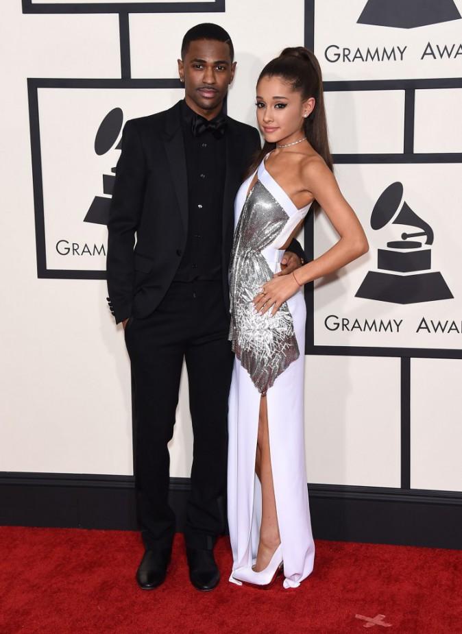 Ariana Grande le 8 février 2015