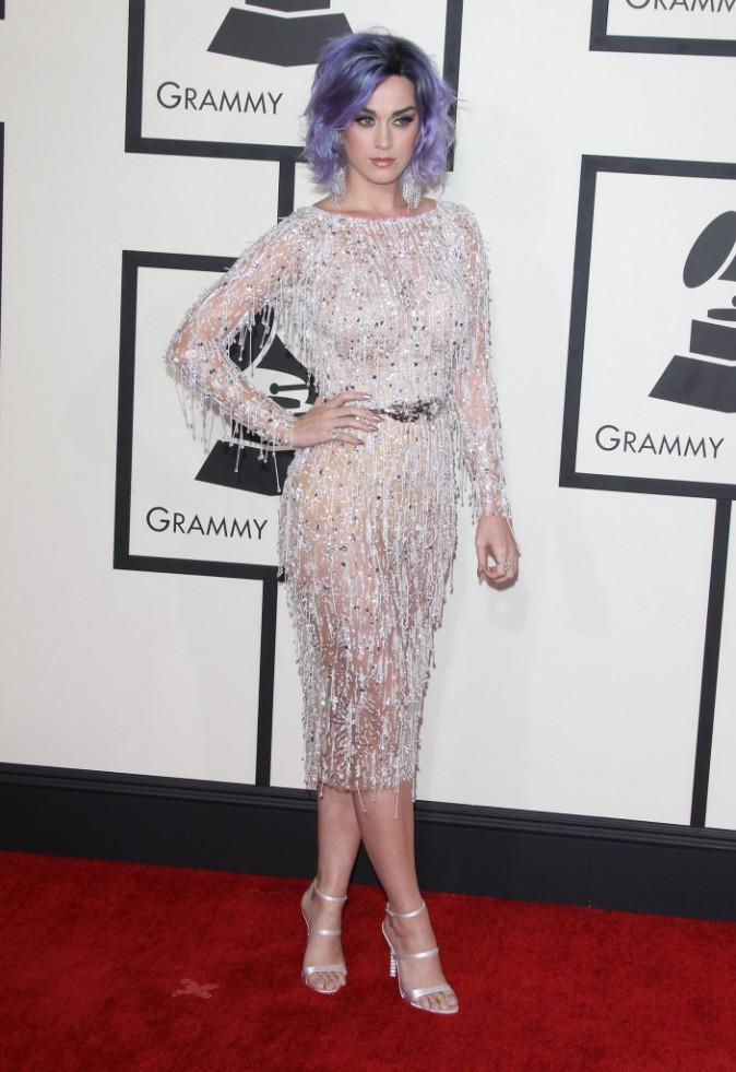 Katy Perry le 8 février 2015