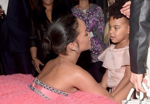 Photos : Grammy Awards 2015 : North West et Blue Ivy : les baby girls aussi étaient de la partie !