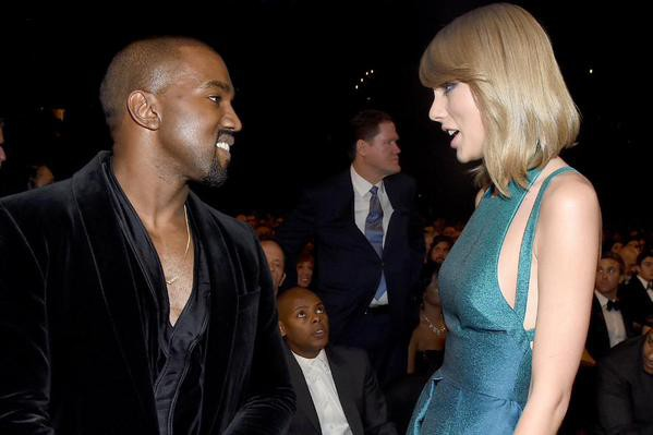 Photos : Grammy Awards 2015 : Taylor Swift et Kanye West : l'heure de la réconciliation a sonné !