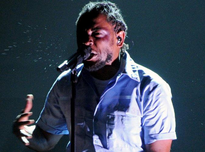 Kendrick Lamar aux Grammy Awards