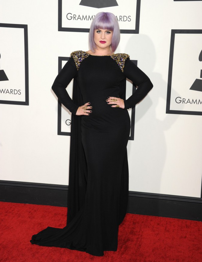 Kelly Osbourne lors des Grammy Awards à Los Angeles, le 26 janvier 2014.