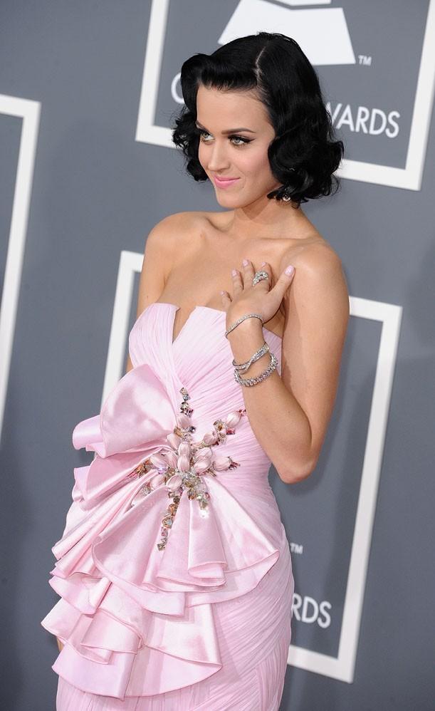 Katy Perry, une bonbonnière romantique !