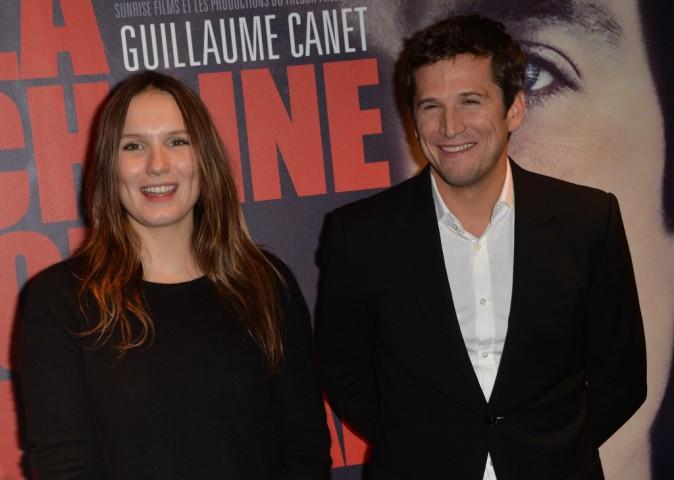 Photos : Guillaume Canet et Ana Girardot : avant-première complice !