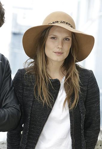 Ana Girardot à Angoulême le 24 août 2014