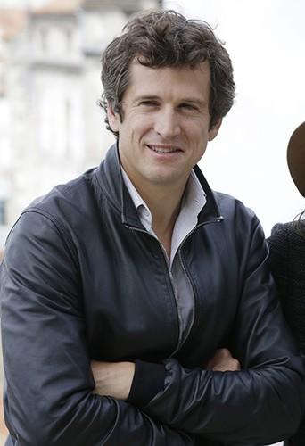 Guillaume Canet à Angoulême le 24 août 2014