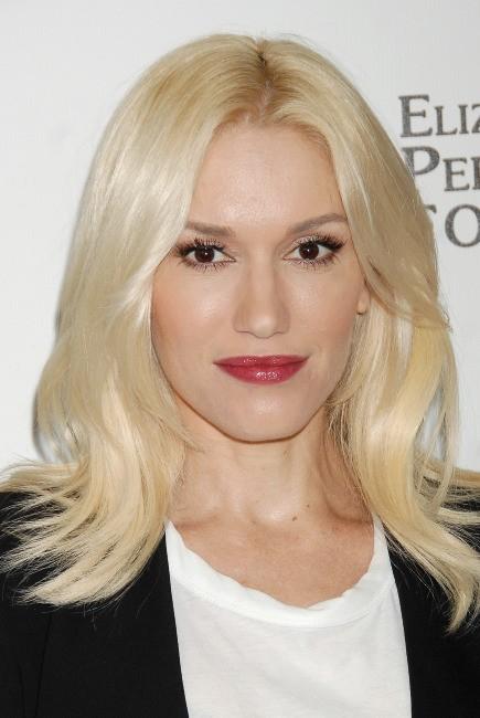 """Gwen Stefani lors de l'événement """"A Time For Heroes"""" à Los Angeles, le 2 juin 2013."""