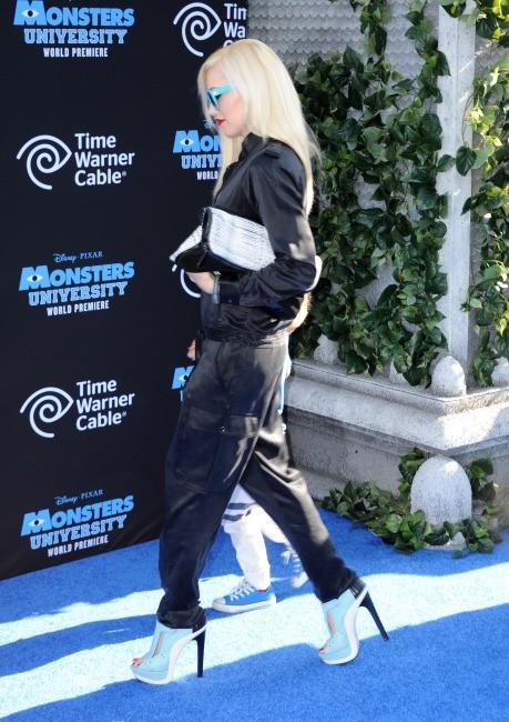 """Gwen Stefani lors de la première du film """"Monsters University"""" à Hollywood, le 17 juin 2013."""