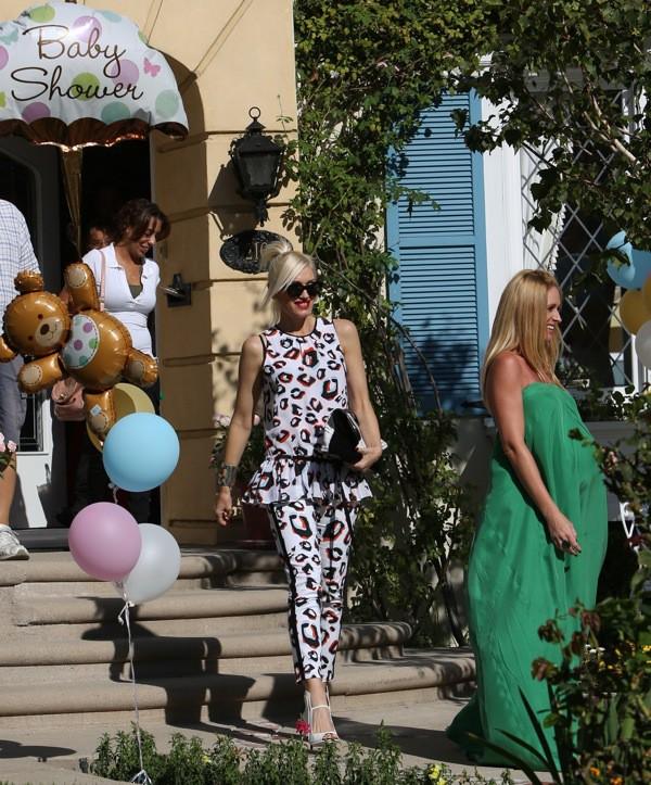 Photos : Gwen Stefani : toujours pas de baby-bump à l'horizon, la rockeuse ne s'attendait pas à tomber enceinte !