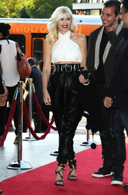 """Gwen Stefani lors de la première du film """"The Bling Ring"""" à Los Angeles, le 4 juin 2013."""