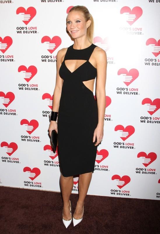 Gwyneth Paltrow le 15 octobre 2012 à New York
