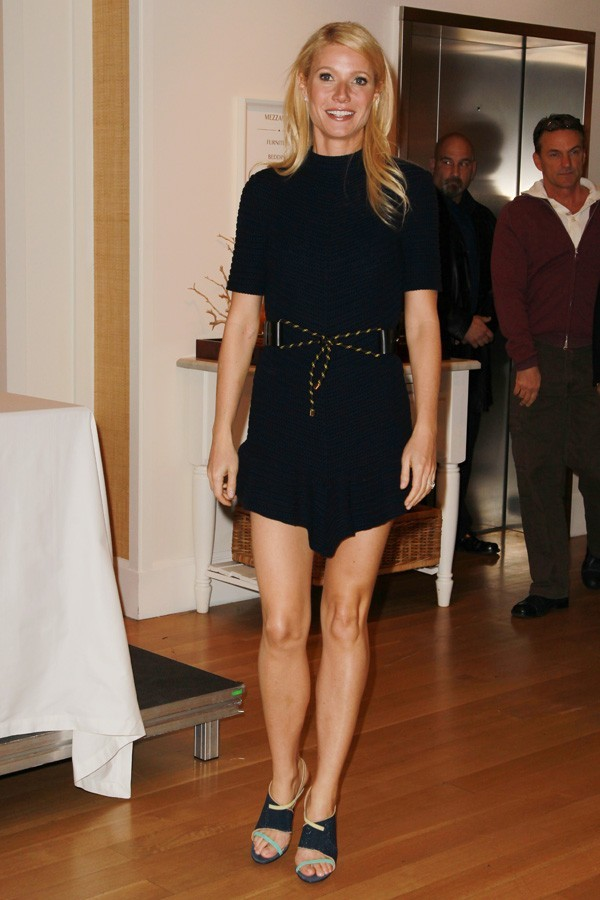 Un corps de rêve à 38 ans, Gwyneth Paltrow travaille dur pour ça !