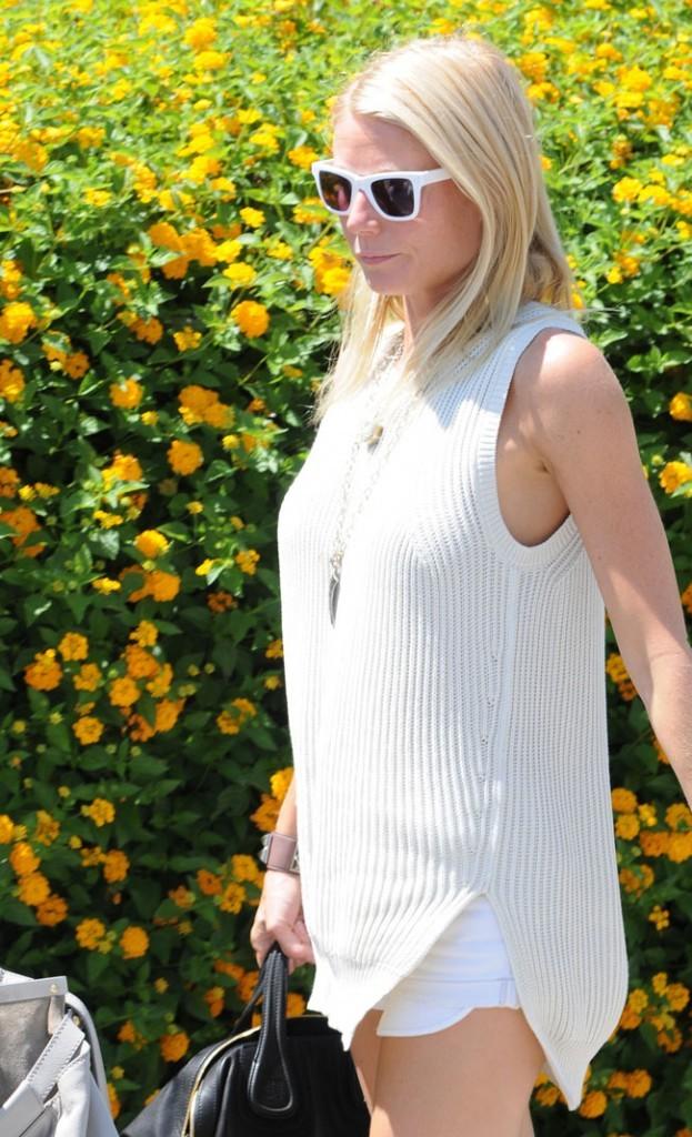 Gwyneth Paltrow le 13 août 2012 à West Hollywood