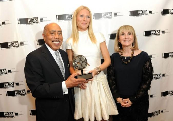 Gwyneth Paltrow lors du Gene Siskel Film Center Gala à Chicago le 15 juin 2013