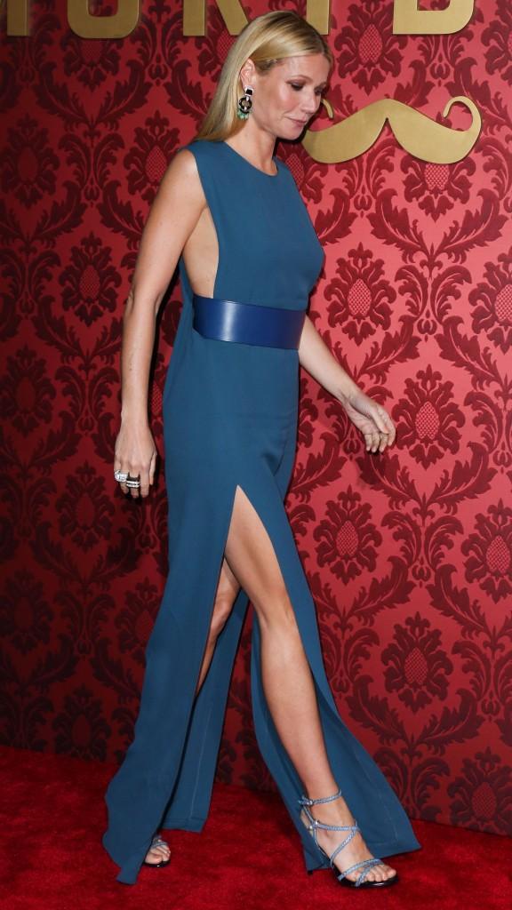 Gwyneth Paltrow le 21 janvier 2015