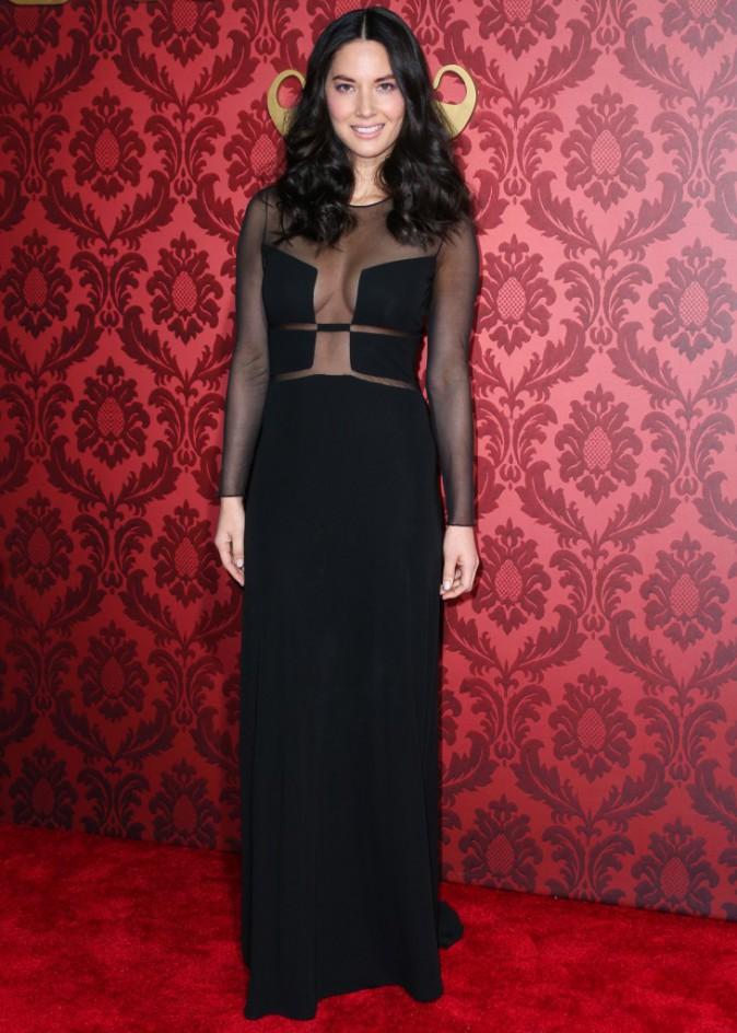 Olivia Munn le 21 janvier 2015