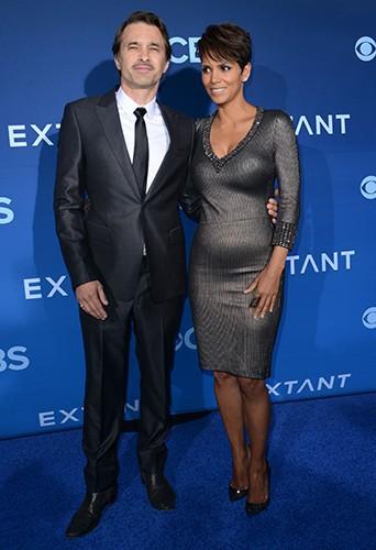 Olivier Martinez et Halle Berry à Los Angeles le 16 juin 2014