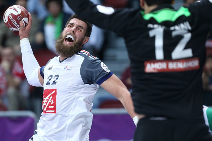 Luka Karabatic, le viking