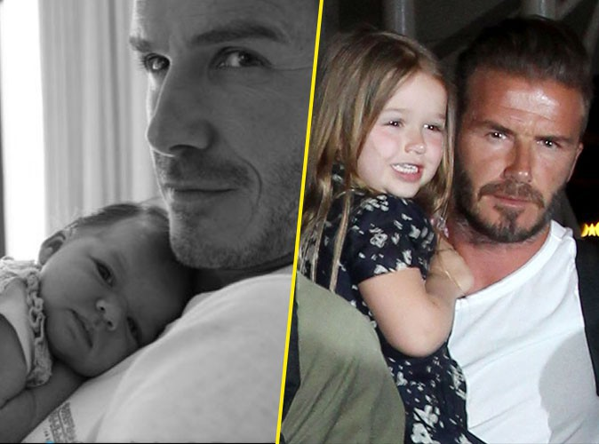 Harper Beckham : 4 ans ans aujourd'hui, retour sur sa vie de petite princesse !