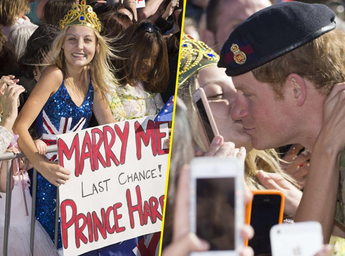 Photos : Harry a-t-il trouvé sa princesse en Australie ?