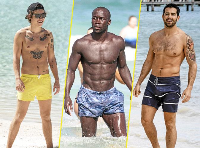 Photos : Harry Styles, Bacary Sagna, Jesse Metcalfe... Imberbe VS poilus !