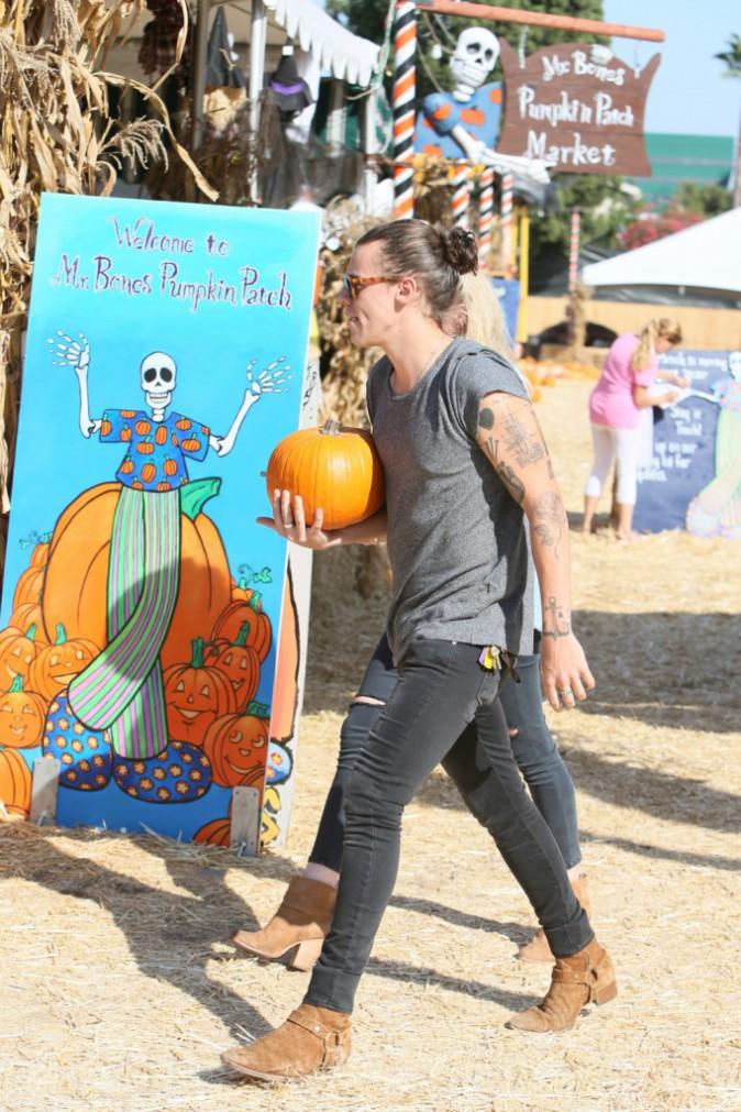Harry Styles le 8 octobre 2014