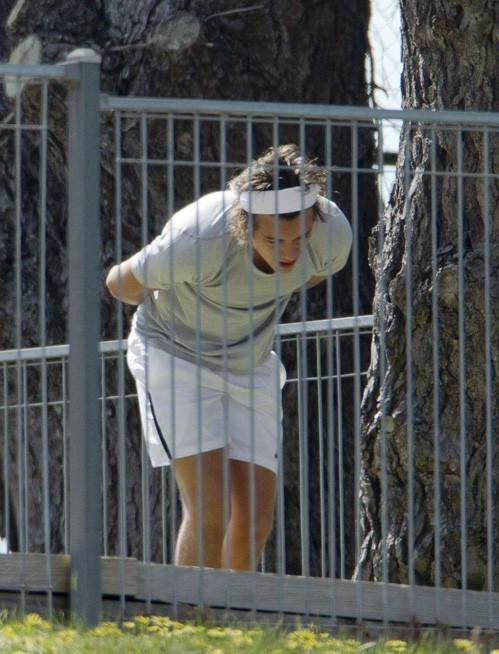 Harry Styles à Adelaïde le 24 septembre 2013
