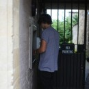 Harry Styles de One Direction, Londres, le 29 juillet 2012
